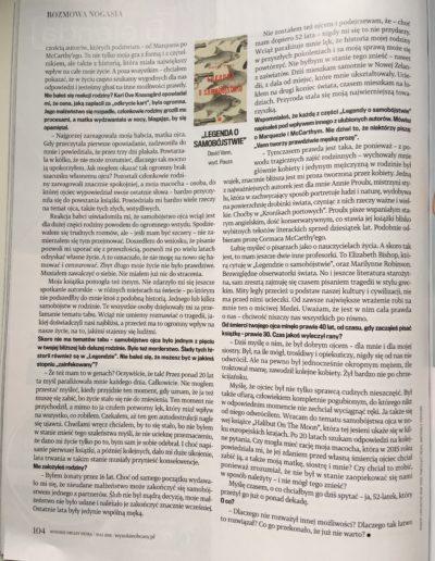 Wysokie Obcasy Extra nr 5 (72) maj 2018 str 5