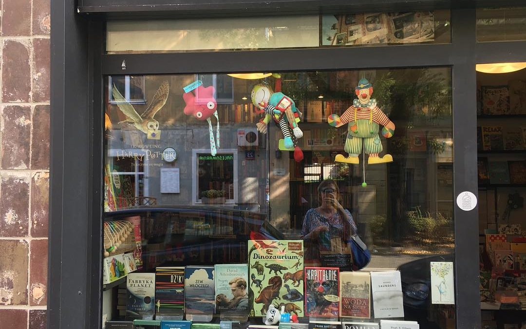 Pauza w księgarniach