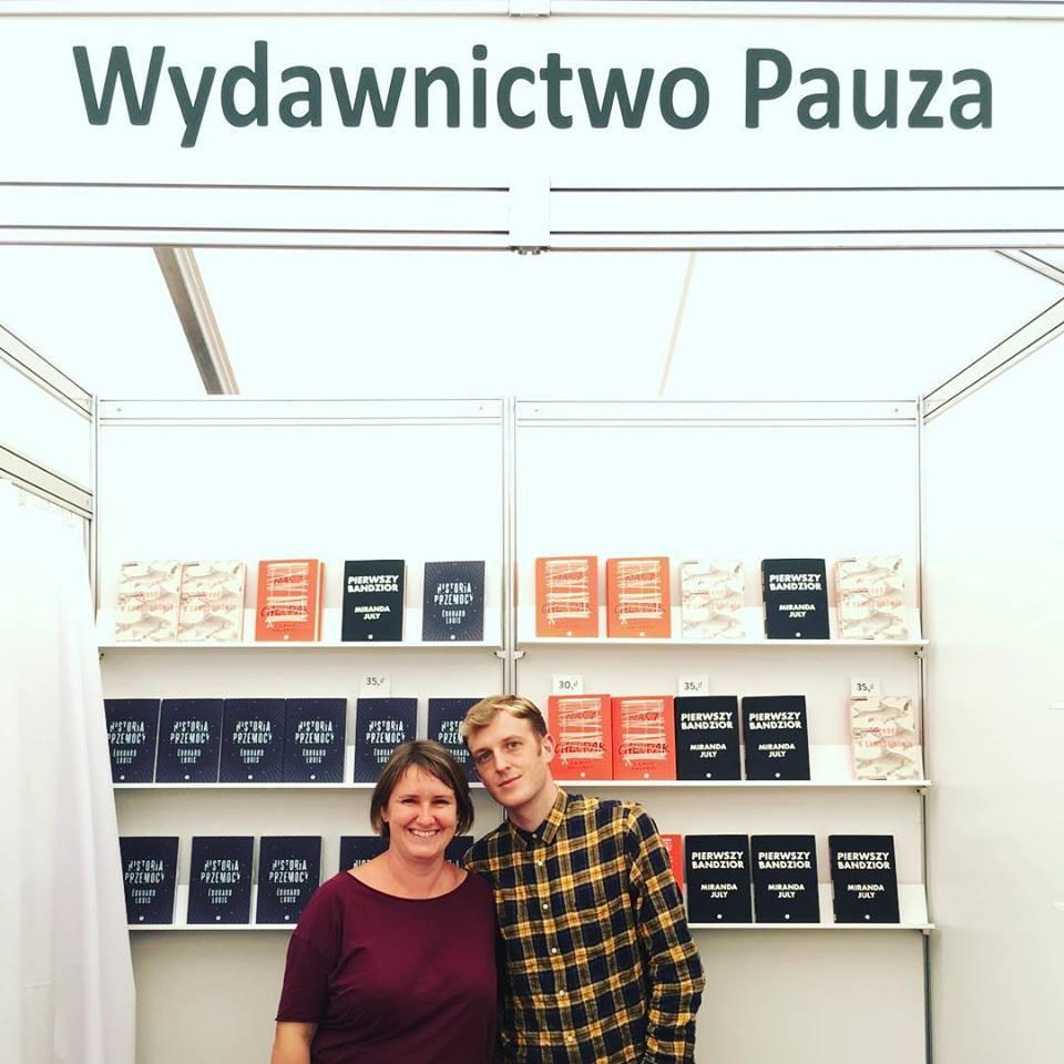Pauza na festiwalu Literacki Sopot 2018
