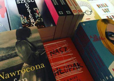 książki Pauzy na Big Book Festival 2018