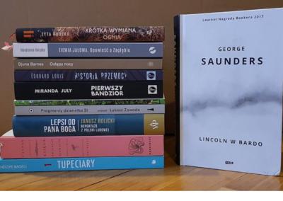 Kurzojady polecają książki z 2018 roku