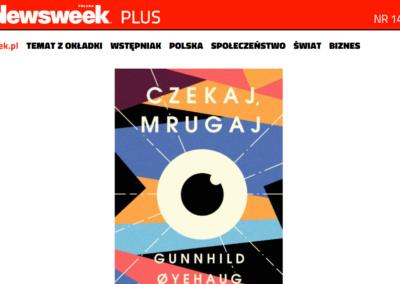 Newsweek o Czekaj, mrugaj