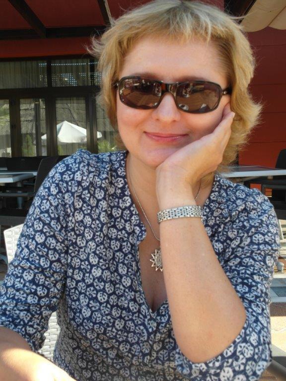 Ewa Pawłowska redaktorka