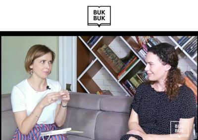 Wywiad Anny Dziewit-Meller z Therese Bohman o O zmierzchu