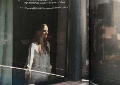 """Wysokie Obcasy Extra – wywiad z Elise Karlsson o """"Linia"""""""