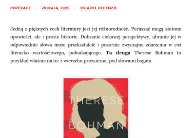 """Qbuś Pożera Książki o """"Ta druga"""""""