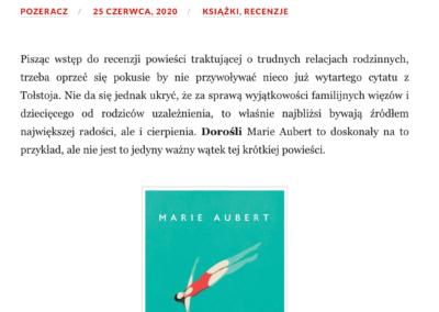 """Qbuś Pożera Książki o """"Dorośli"""""""