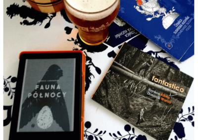 """Literatura sautée o opowiadaniach """"Fauna Północy"""""""