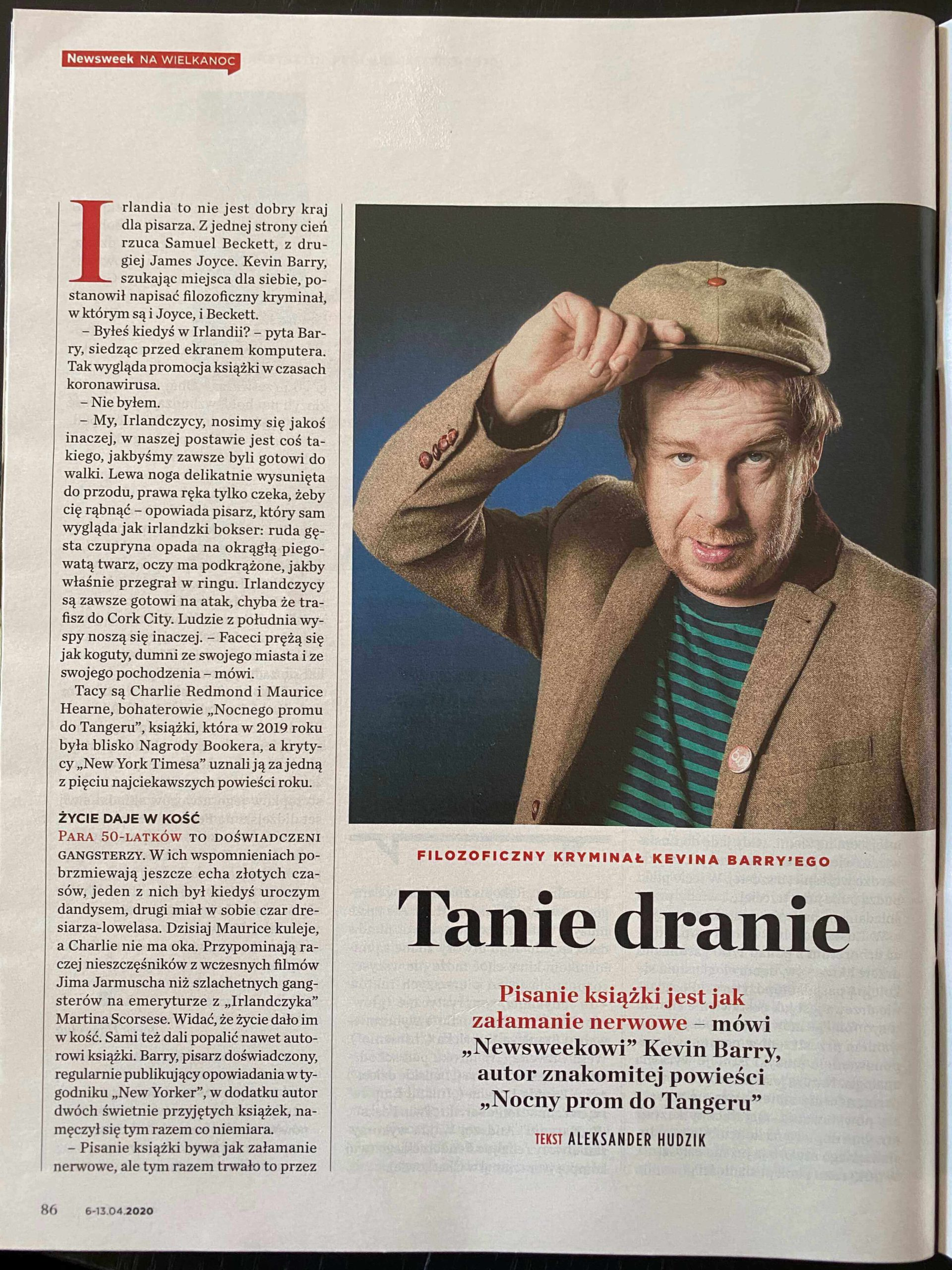 kevin barry. newsweek 15_2020 cz. 1-2-2-2-2