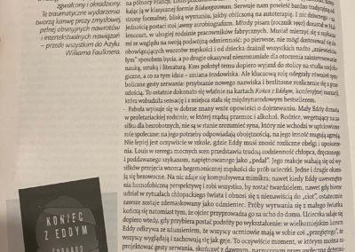"""Nowe Książki o """"Koniec z Eddym"""""""