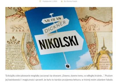 """Francuski rozdział o """"Nikolski"""""""