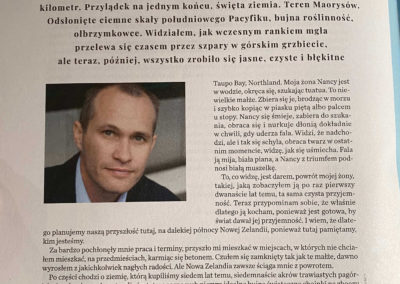 Felieton Davida Vanna w Newsweek Extra