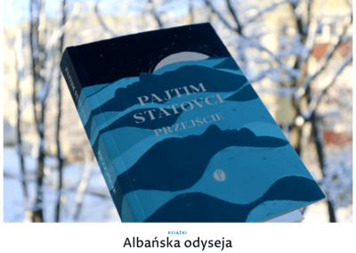 """Poliglotte o powieści """"Przejście"""""""