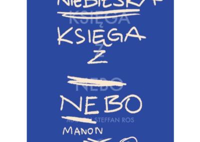 """Tłusty Druk o powieści """"Niebieska Księga z Nebo"""""""