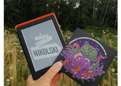 """Literatura Sautée o """"Nikolski"""""""