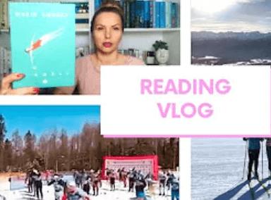 """Magiel Książkowy o """"Dorośli"""" – reading vlog"""