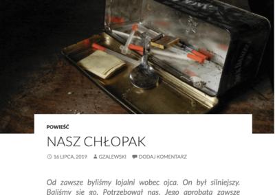 """Zalewski o książkach o """"Nasz chłopak"""""""