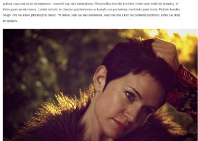 """Vogue Polska o """"Madame Zero i inne opowiadania"""""""