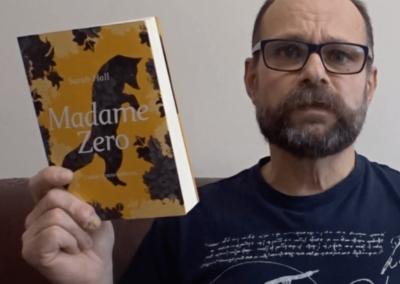 """CzytanieToPrzygoda.pl o """"Madame Zero i inne opowiadania"""" – wideorecenzja"""
