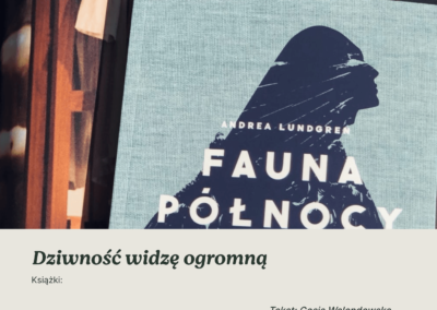 """Hygge o """"Fauna Północy"""""""