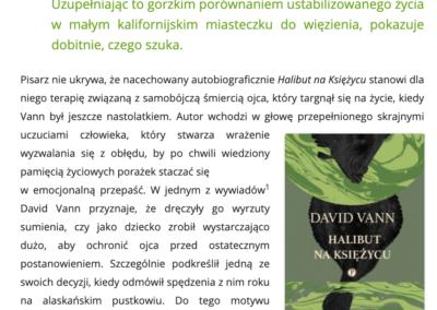 """CzytanieToPrzygoda.pl o """"Halibut na Księżycu"""""""