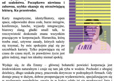 """Kulturalna dzielnica o """"Linia"""""""