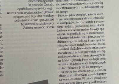 """Nowe Książki o """"Zabierz mnie do domu"""""""