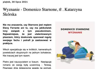 """Kulturalna dzielnica o """"Wyznanie"""""""