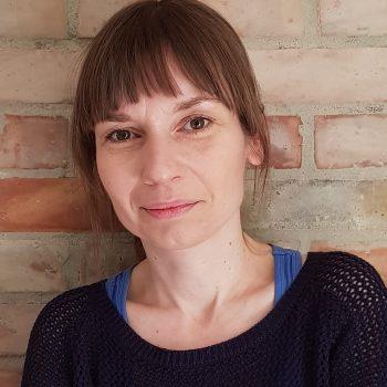 Anna Gądek korektorka